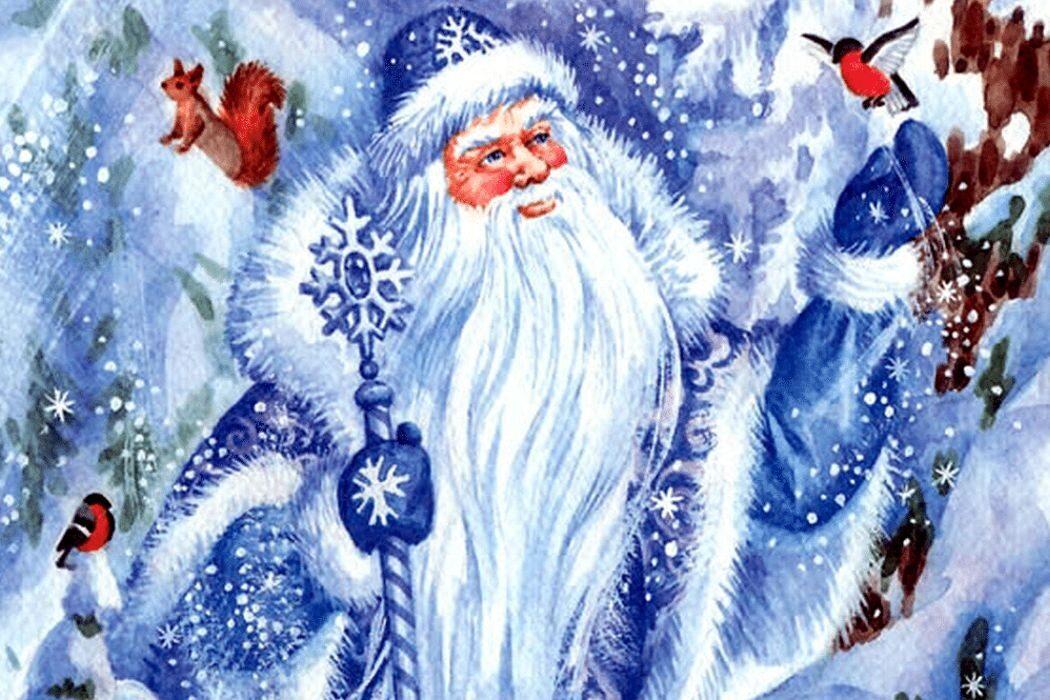 Дед Мороз, регулярная армия, деление России и голубиная почта. День в истории