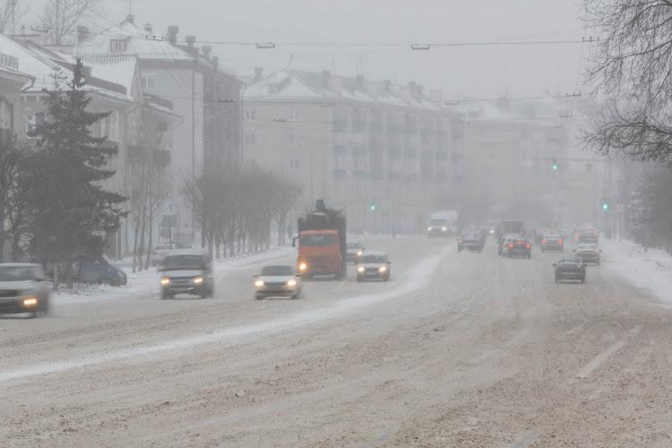 Надвигающийся в Оренбург снегопад в Самаре назвали аномальным