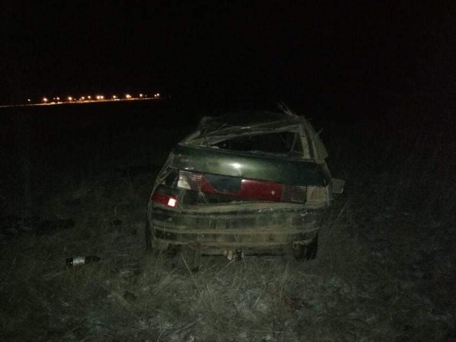 Полиция возбудила дело по факту смертельного ДТП в Первомайском районе