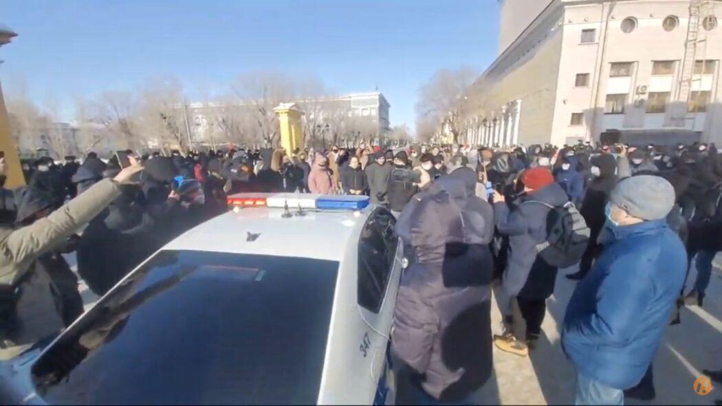 Задержанные во время митинга 31 января обратились в оренбургский Комитет против пыток