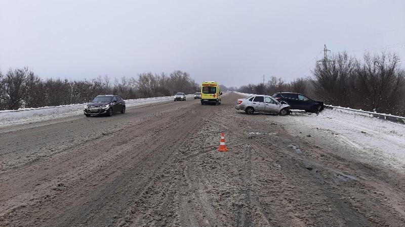 Под Оренбургом 39-летняя автоледи устроила смертельную аварию