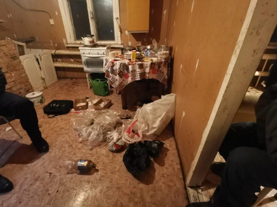 Житель Шарлыка заготовил наркотиков на уголовный срок
