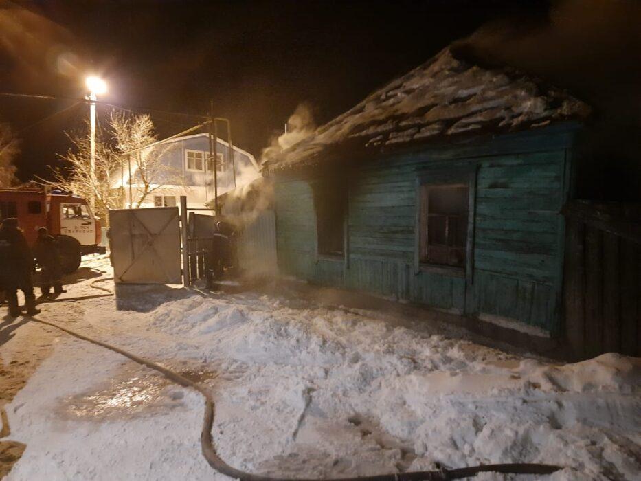Пожаром в Кваркено заинтересовался прокурор