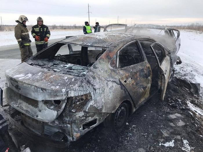 В полиции рассказали о причинах смертельного ДТП под Новоорском