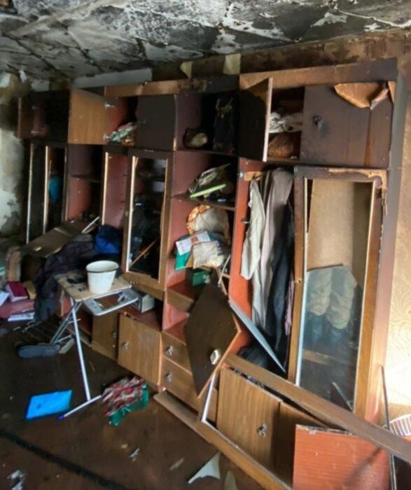 Пожар в Оренбуржье унес жизнь человека