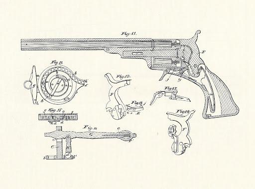 Синод, автоматический револьвер Кольта, электродвигатель постоянного тока и обвинения против Сталина. День в истории
