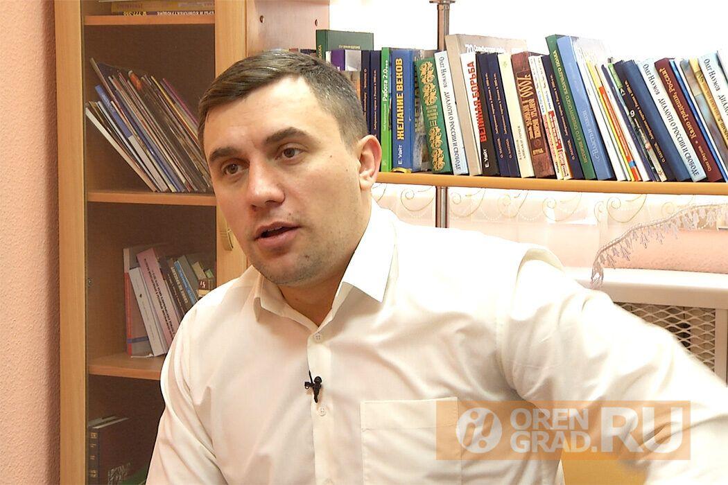Оренбург посетил политический блогер и депутат Саратовской Думы Николай Бондаренко