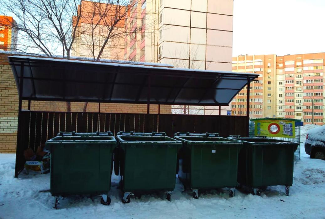 Ответственность за содержание контейнерных площадок закрепили в правилах благоустройства Оренбурга