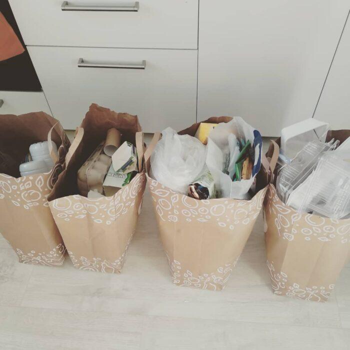"""""""Первое время сложно принять, что от нас образуется столько отходов"""". Оренбурженка делится опытом сортировки мусора"""