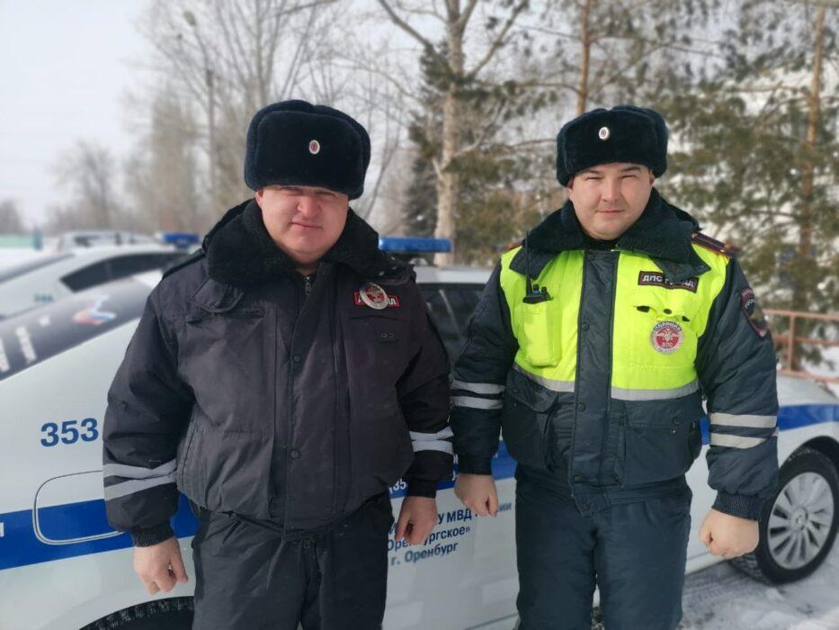 На трассе Оренбург-Самара спасли пассажиров автобуса