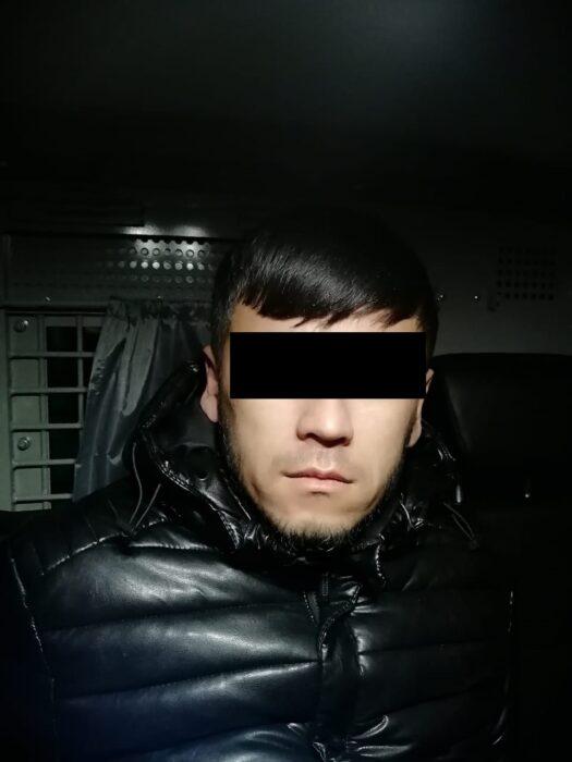 Оренбургские полицейские изъяли почти килограмм героина у мигранта