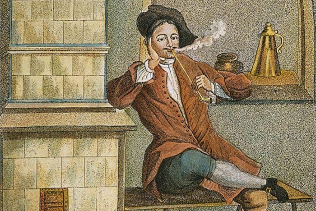 Больной, продажа табака, первый пароход и неделя карнавалов. День в истории