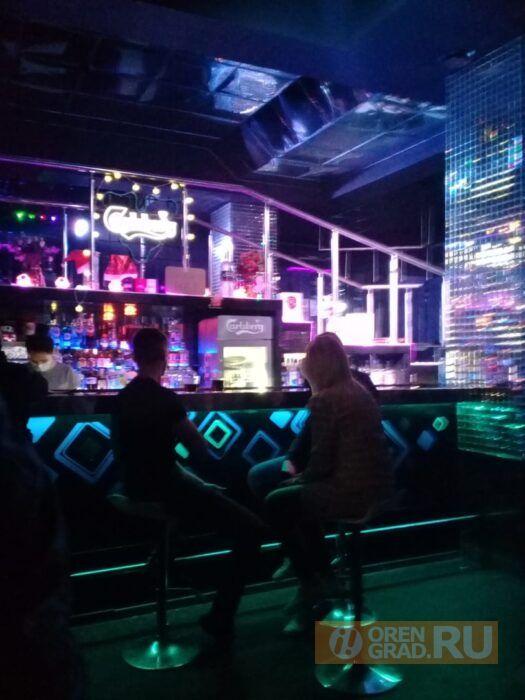 Фото с ночных клубов в оренбурге мужской клуб москвы распутин