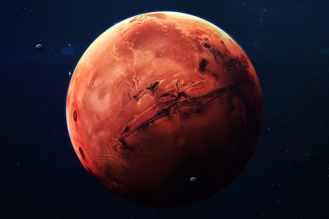 Фиолетовый день, ярлык на княжение, памятник герою мультфильма и озеро на Марсе. День в истории