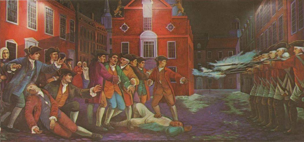 Ярмарка Казюкаса, день Катыша, бостонская бойня и «железный занавес». День в истории