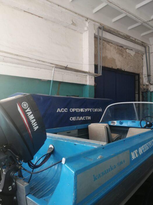 Оренбургские спасатели готовятся к предстоящему паводку