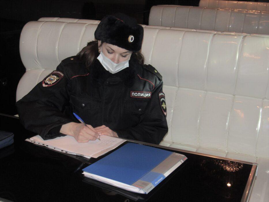 Оренбургские полиция и ОМОН ушли в ночные клубы