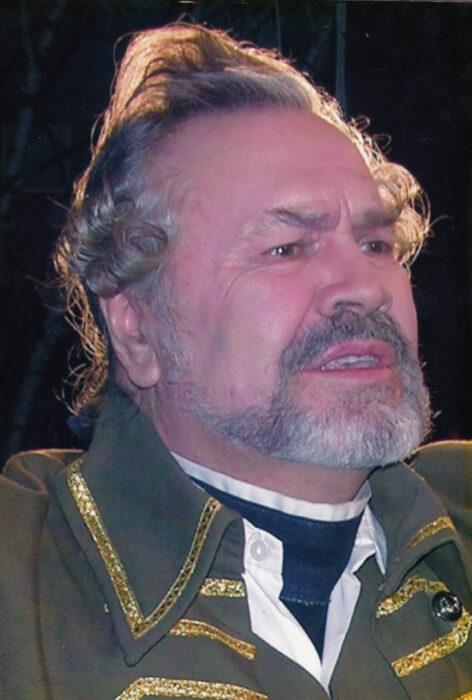 У актера Оренбургского театра драмы Александра Папыкина двойной юбилей