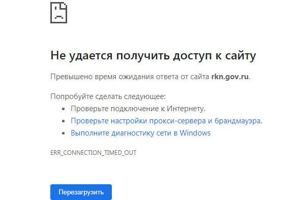 Сайты Госдумы и Президента перестали работать
