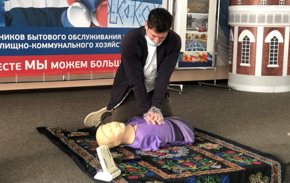 «Росводоканал Оренбург»: создание безопасных условий труда – одна из главных задач предприятия
