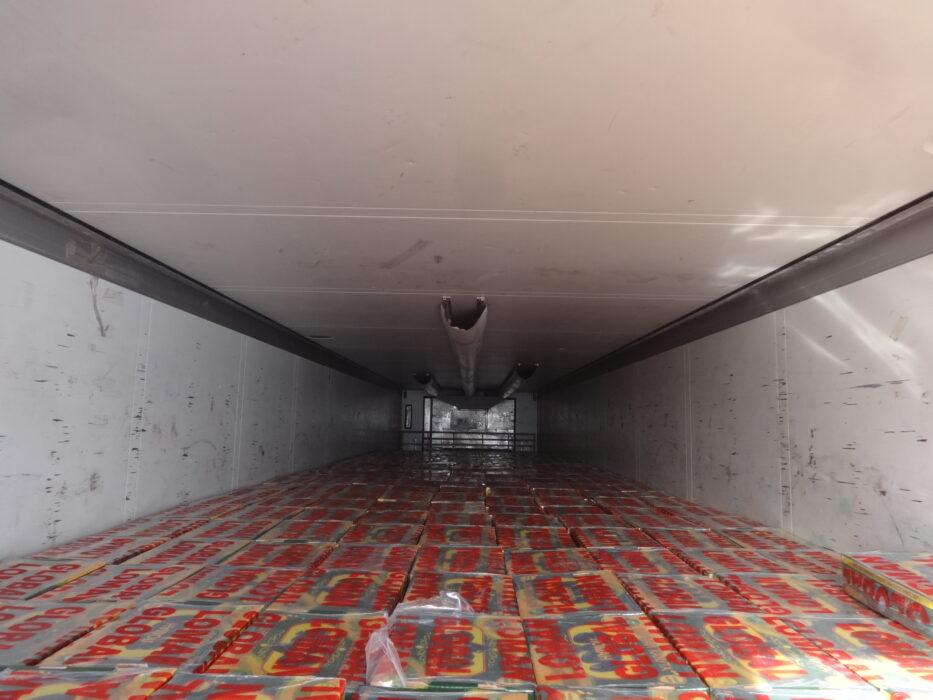 В Оренбуржье задержали грузовики с сухофруктами, цветами и рисом из Казахстана и Киргизии