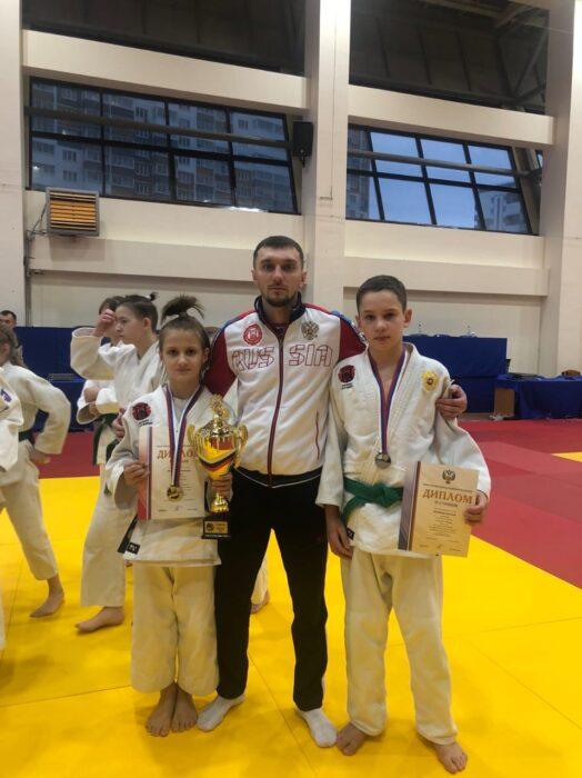 Юные оренбуржцы заняли призовые места на первенстве России по дзюдо