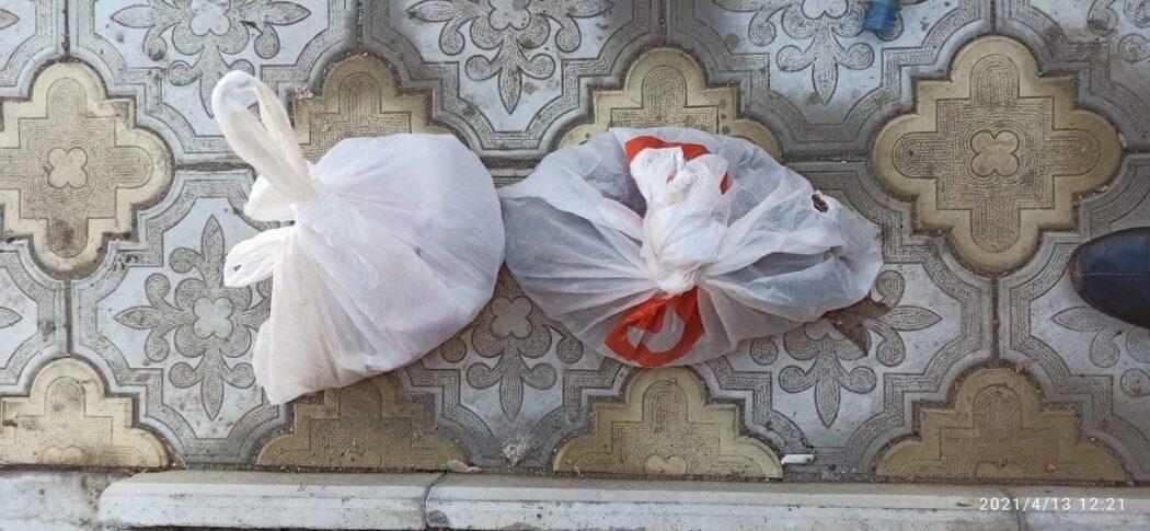 В Соль-Илецке мужчина заготовил себе наркотиков на долгий тюремный срок