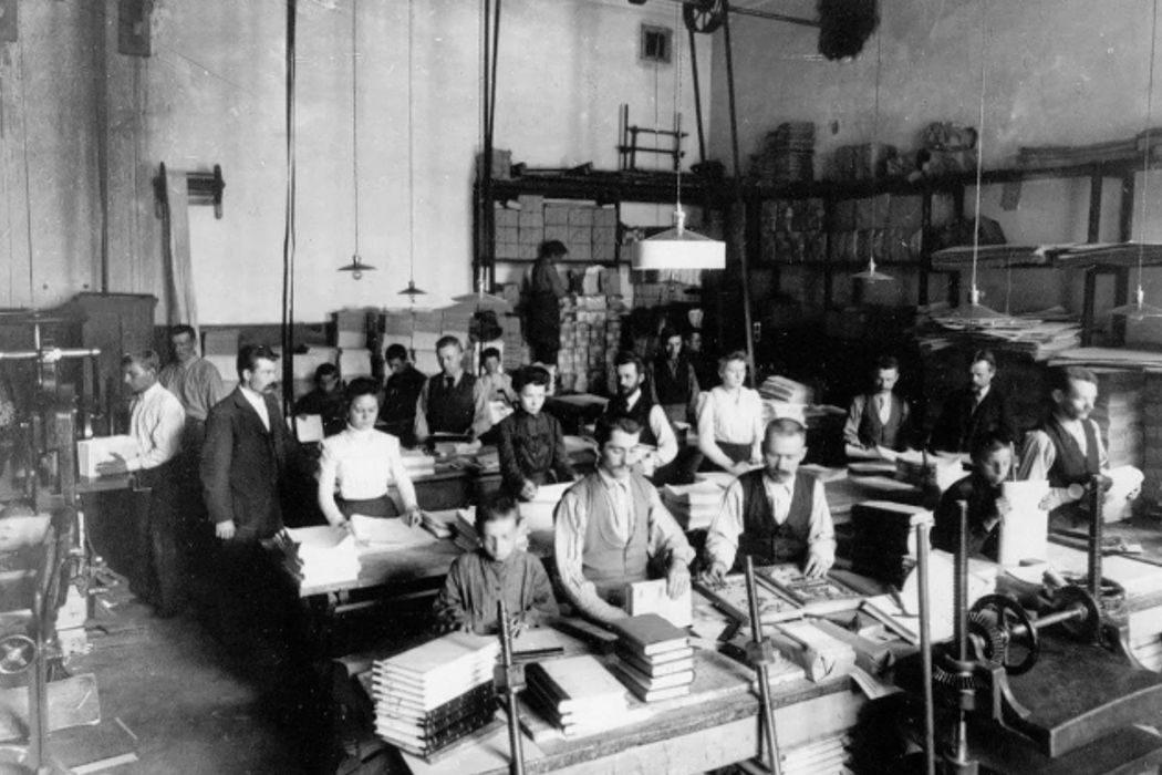 Новый взгляд на систему кровообращения, первый профсоюз, первое подразделение милиции и свойства ЛСД. День в истории