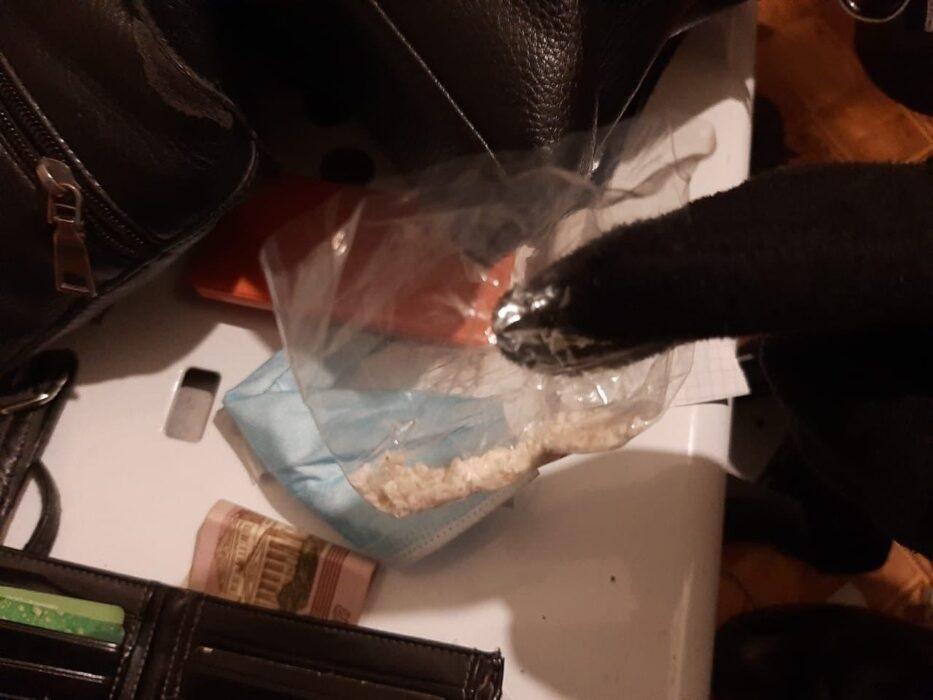В Саракташе полиция выявила наркопритон
