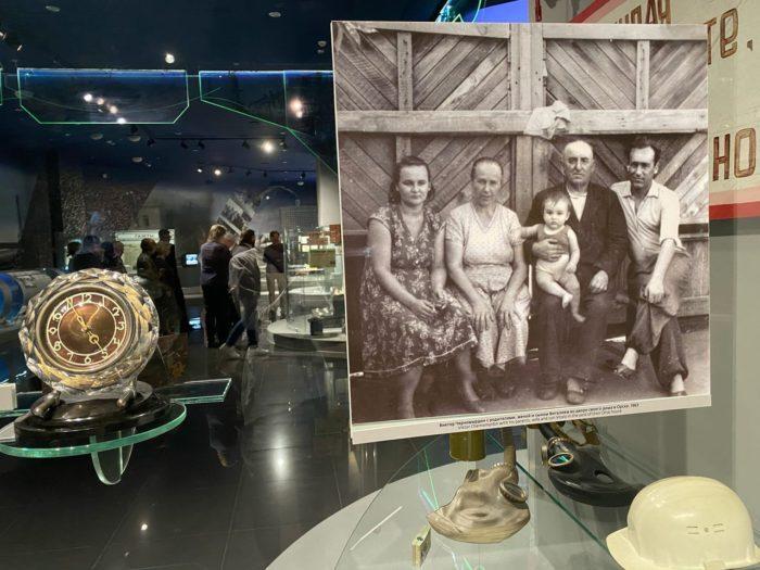 В селе Черный Отрог открылся музей Виктора Черномырдина
