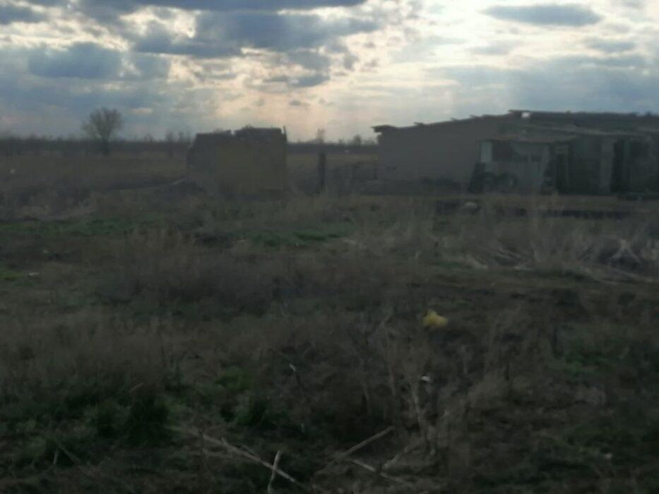 В Акбулакском районе обнаружен ржавый боевой снаряд