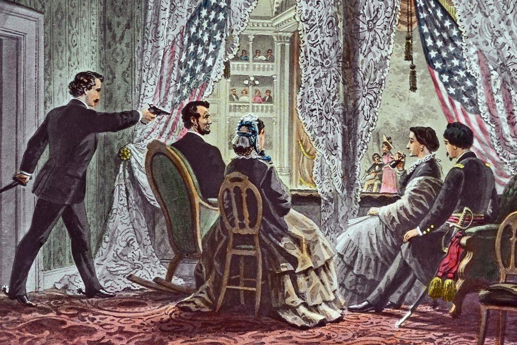 Убийство Линкольна, издательство Наука, первый автомобиль Вольво и Поезд нового поколения. День в истории