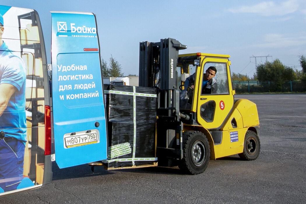 «Байкал-Сервис» открыл летний сезон скидками на перевозку грузов