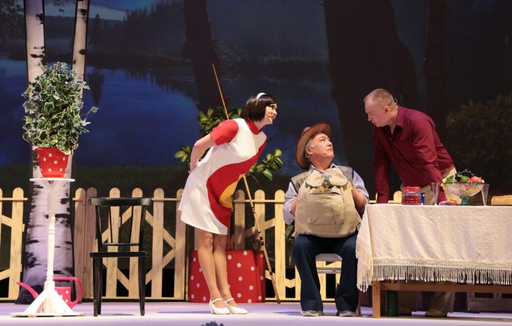 В Оренбурге завершается юбилейный 85-й театральный сезон театра музыкальной комедии