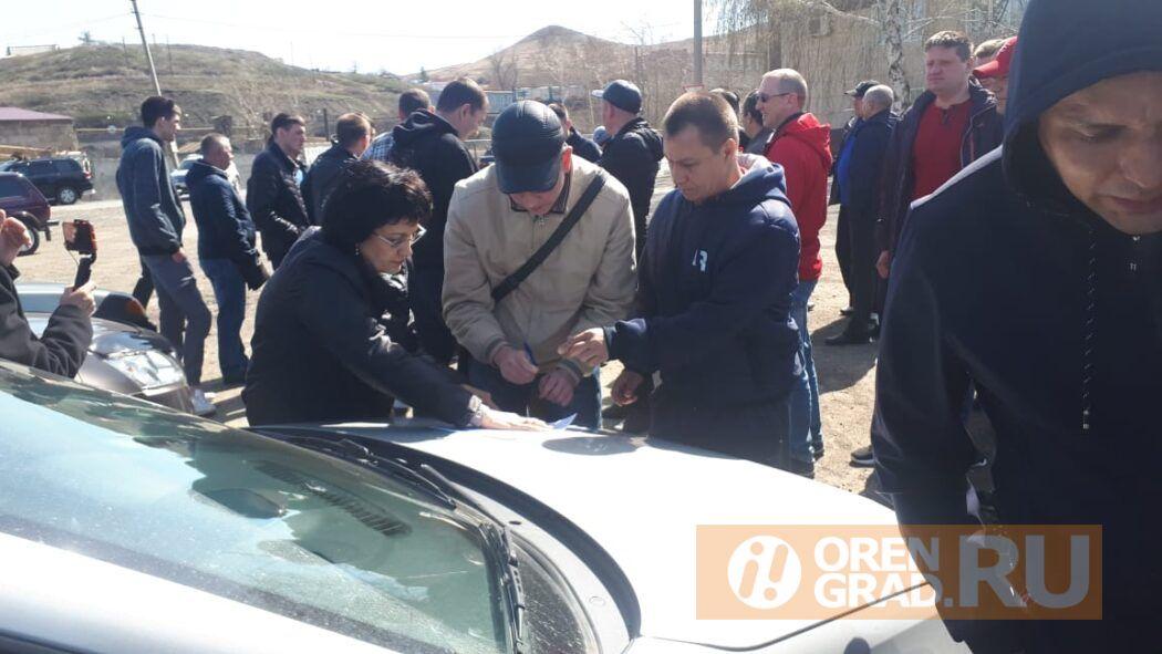 Поминки погибшего металлурга в Медногорске превратились в стихийный митинг