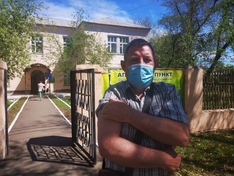 В Оренбурге в поликлинике №5 для пациентов не оказалось вакцины от коронавируса