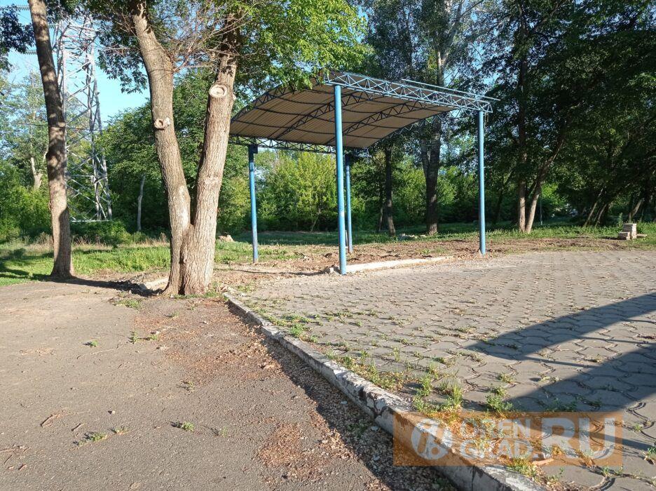 В администрации Оренбурга рассказали подробности ремонта спуска в Зауральную рощу