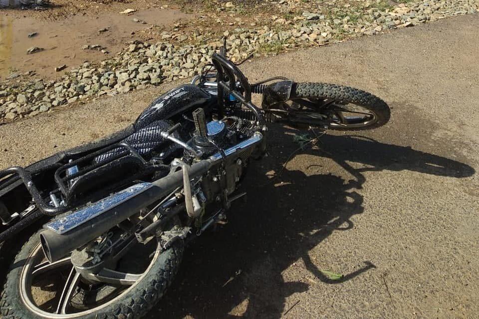 В Оренбургском районе погиб водитель мопеда