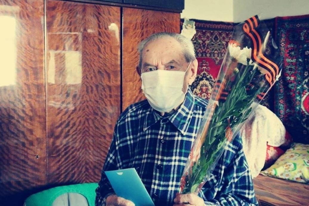 В Оренбуржье от коронавируса привился 101-летний ветеран ВОВ