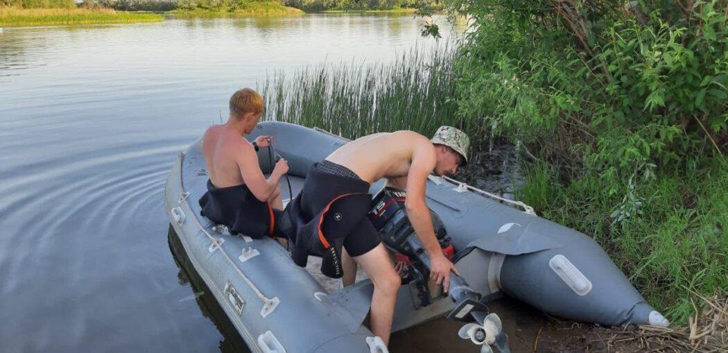В Оренбурге в Урале утонул мужчина