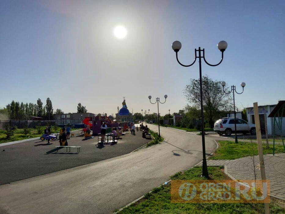 В поселке Южный Урал местные жители встретились с представителями «Оренбург Водоканала»