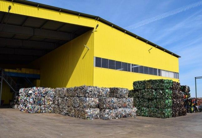 Оренбургский мусоросортировочный завод: взгляд изнутри