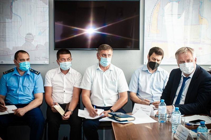 «Росводоканал Оренбург» продолжает выполнять мероприятия по нейтрализации неприятных запахов в селе Южный Урал