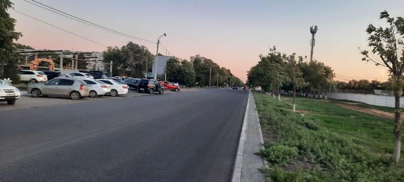 В Оренбурге в аварии с пятью автомобилями пострадал 2-летний ребенок