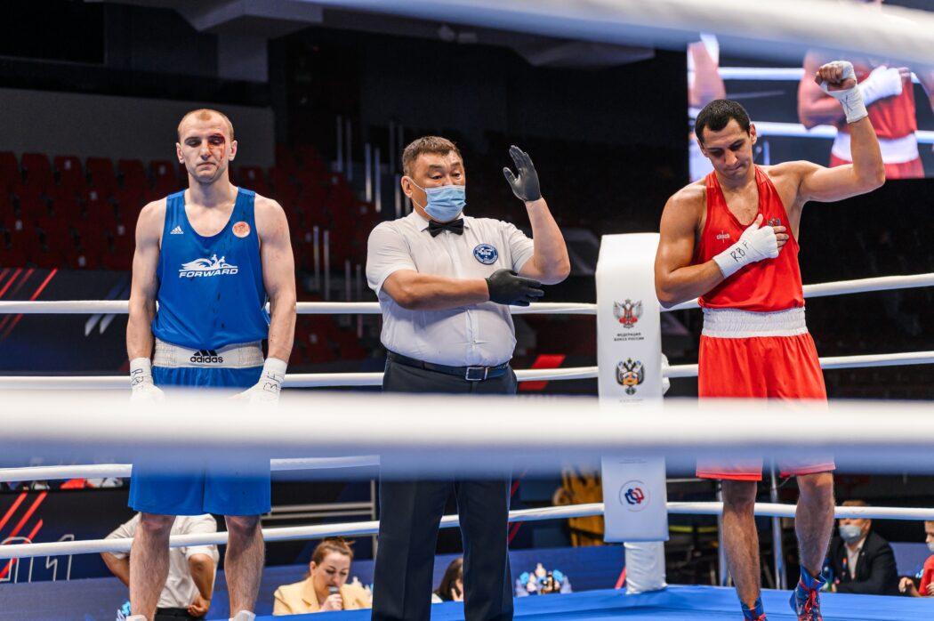 Оренбургские боксеры стали бронзовыми призерами Кубка России