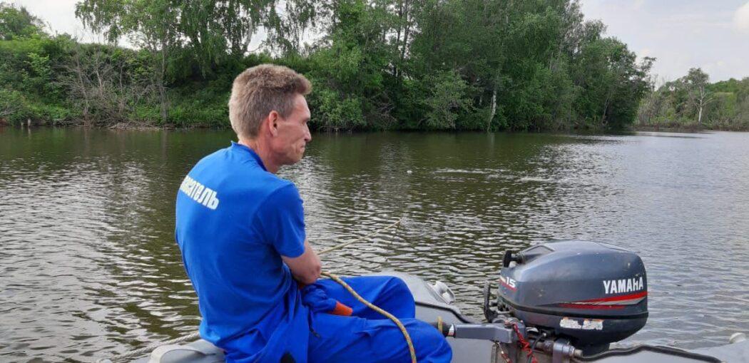В Матвеевском районе водолазы нашли тело утонувшего мужчины