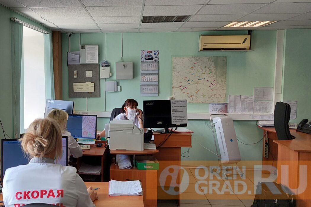Сотрудники скорой помощи в районах Оренбуржья стали получать зарплату на уровне областного центра
