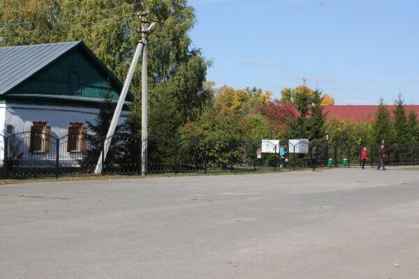В Бугурусланском районе началась реконструкция усадьбы Сергея Аксакова