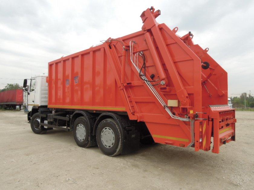 В Гайском городском округе наведен порядок с вывозом отходов