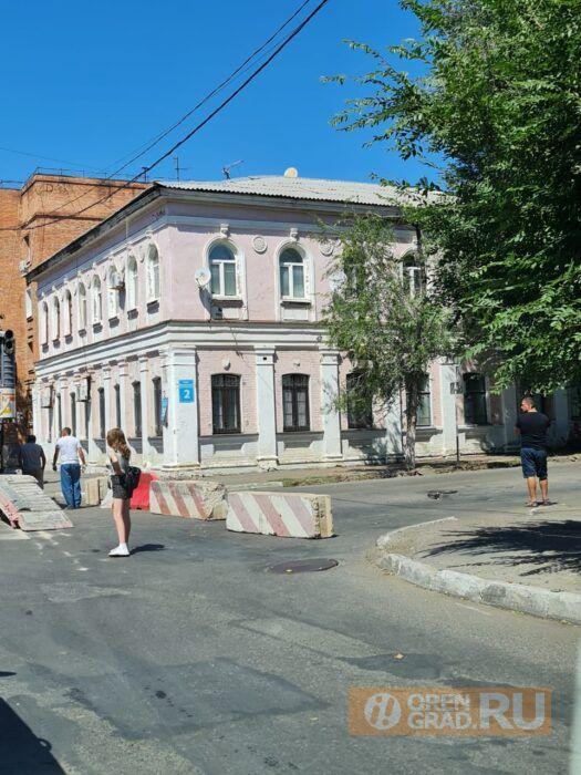 Оренбургским автомобилистам разрешат ездить по площади Ленина